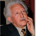 Color photo of Erik Erikson as a middle-aged man
