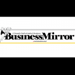 Logo for the daily business newspaper Business Mirror