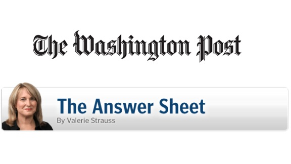 washington-post-answer-sheet