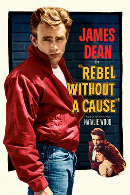 Poster of Movie Rebel Without a Cause